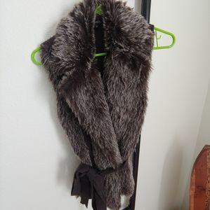 XOXO Faux Fur Vest